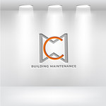 CMW Building Maintenance Logo - Entry #181
