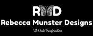 Rebecca Munster Designs (RMD) Logo - Entry #198