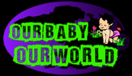 Logo for our Baby product store - Our Baby Our World - Entry #81