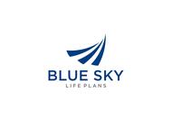 Blue Sky Life Plans Logo - Entry #156