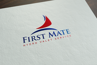 First Mate Logo - Entry #67