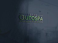 Motion AutoSpa Logo - Entry #202