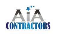 AIA CONTRACTORS Logo - Entry #80