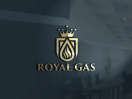 Royal Gas Logo - Entry #75