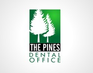 The Pines Dental Office Logo - Entry #123