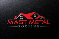 Mast Metal Roofing Logo - Entry #162