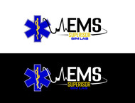 EMS Supervisor Sim Lab Logo - Entry #44