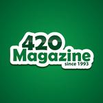 420 Magazine Logo Contest - Entry #21