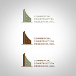 Commercial Construction Research, Inc. Logo - Entry #222
