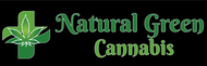 Natural Green Cannabis Logo - Entry #6
