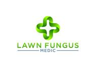 Lawn Fungus Medic Logo - Entry #70