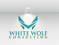 White Wolf Consulting (optional LLC) Logo - Entry #452