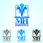 MH Aquatics Logo - Entry #50