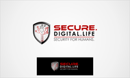 Secure. Digital. Life Logo - Entry #20