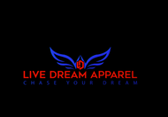 LiveDream Apparel Logo - Entry #98
