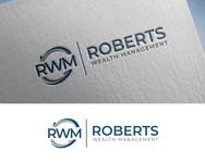 Roberts Wealth Management Logo - Entry #513