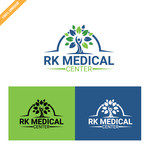 RK medical center Logo - Entry #39