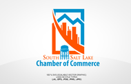 Business Advocate- South Salt Lake Chamber of Commerce Logo - Entry #36