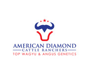 American Diamond Cattle Ranchers Logo - Entry #186