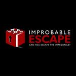Improbable Escape Logo - Entry #145