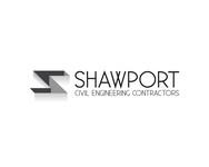 Shawport Civil Engineering Contractors Logo - Entry #48