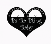 Ba Ba Bling baby Logo - Entry #69