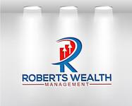 Roberts Wealth Management Logo - Entry #374
