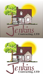Jenkins Contracting LTD Logo - Entry #7