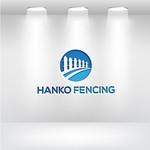 Hanko Fencing Logo - Entry #157