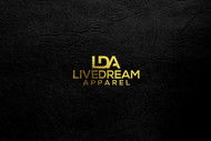 LiveDream Apparel Logo - Entry #176