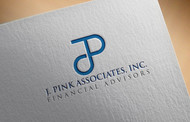 J. Pink Associates, Inc., Financial Advisors Logo - Entry #186
