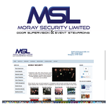 Moray security limited Logo - Entry #5