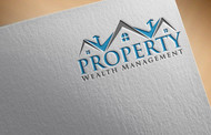 Property Wealth Management Logo - Entry #20