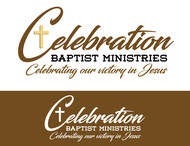 Celebration Baptist Ministries Logo - Entry #14