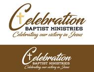 Celebration Baptist Ministries Logo - Entry #14