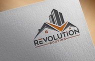 Revolution Roofing Logo - Entry #286