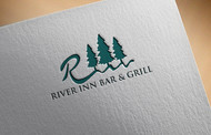 River Inn Bar & Grill Logo - Entry #26