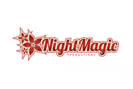Night Magic Productions Logo - Entry #41