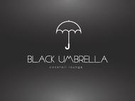 Black umbrella coffee & cocktail lounge Logo - Entry #165
