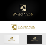 Golden Oak Wealth Management Logo - Entry #231