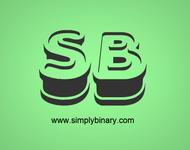 Simply Binary Logo - Entry #132