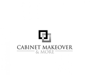 Cabinet Makeovers & More Logo - Entry #26