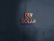 Solar Vinyl Graphics Logo - Entry #154