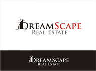 DreamScape Real Estate Logo - Entry #6