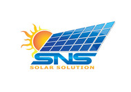 SNS Solar Solutions Logo - Entry #70