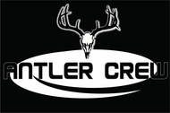 Antler Crew Logo - Entry #129