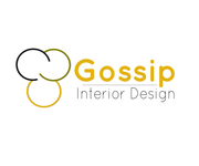 Gossip Interior Design Logo - Entry #23