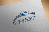 Motion AutoSpa Logo - Entry #55