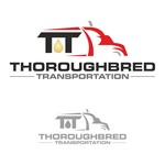 Thoroughbred Transportation Logo - Entry #162