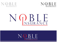 Noble Insurance  Logo - Entry #110